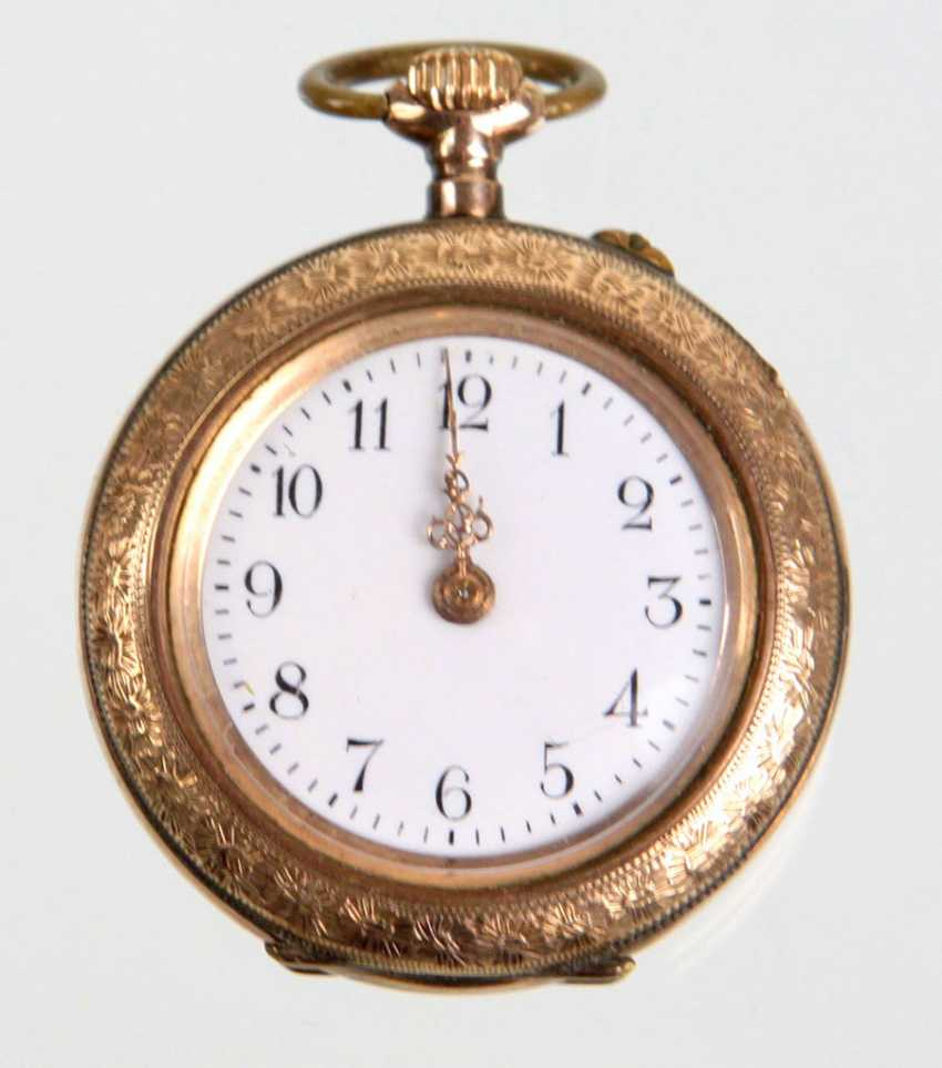 Ladies Pocket Watch - Yellow Gold 333 - photo 1