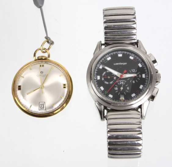 Junghans Frackuhr u.a. - photo 1
