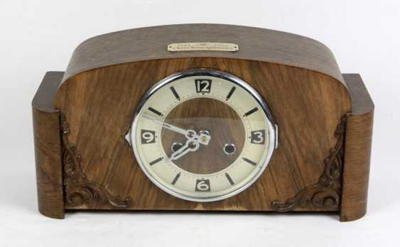 Mantel clock 1930s - photo 1