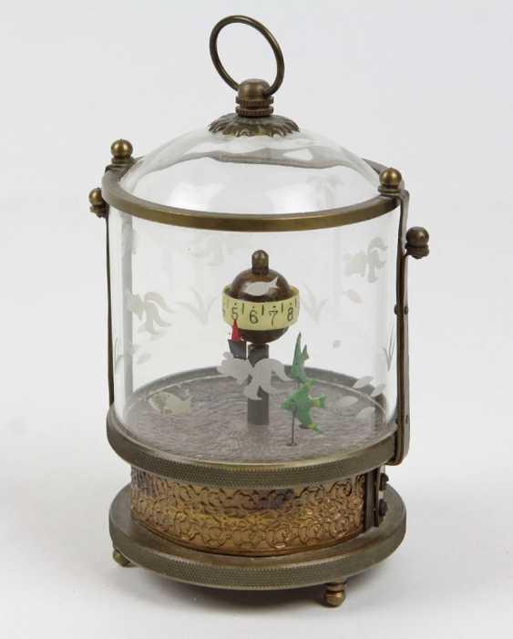 Aquarium Clock - photo 1