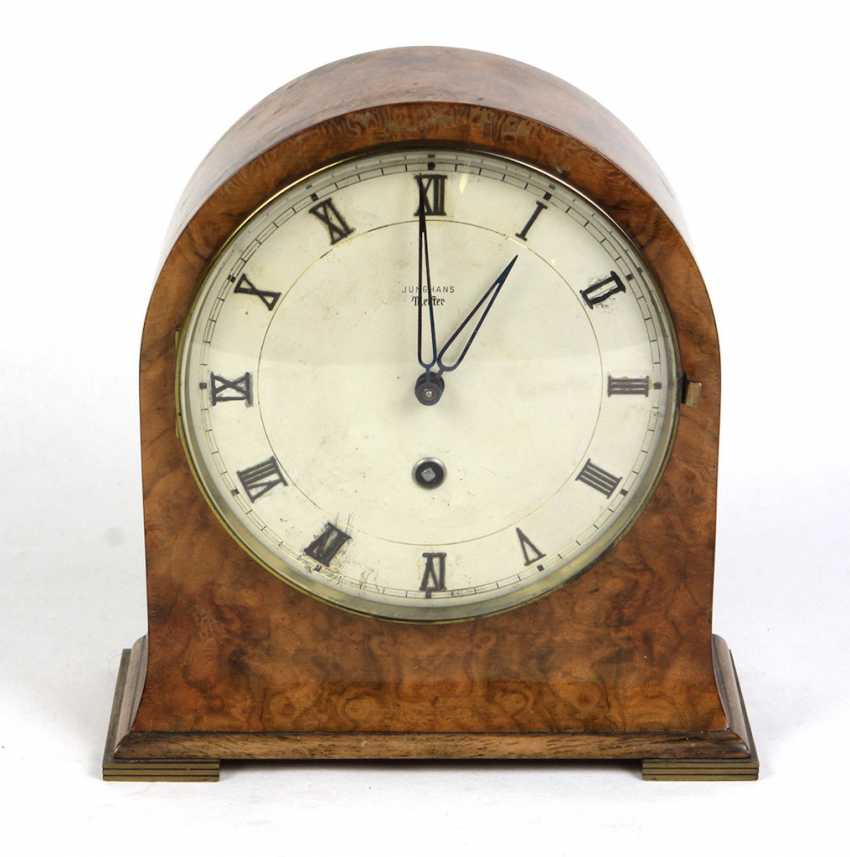 Junghans table clock 1930 - photo 1
