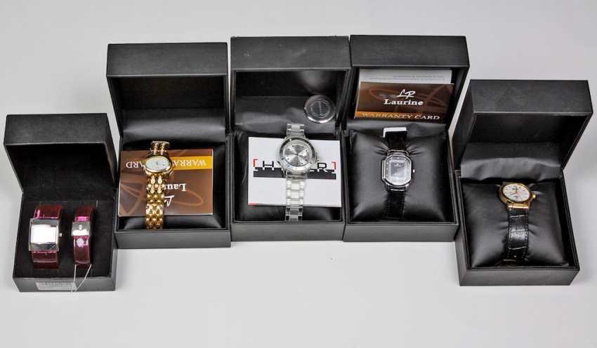 6 bracelet watch - photo 1