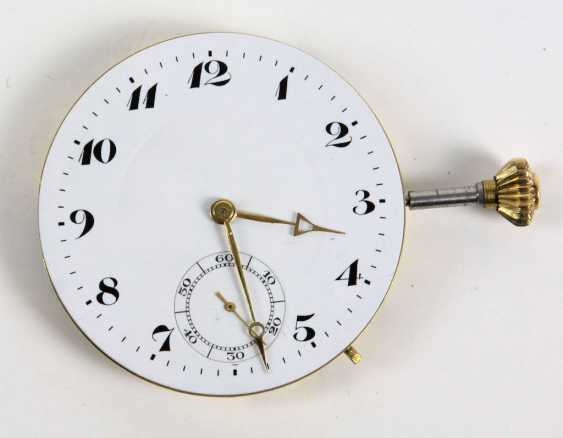 Pocket watch movement - photo 1