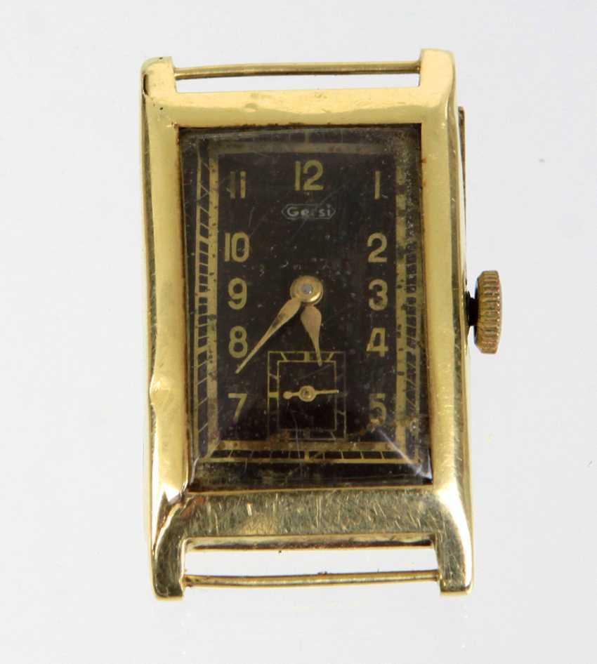 Wrist Watch - Yellow Gold 585 - photo 1