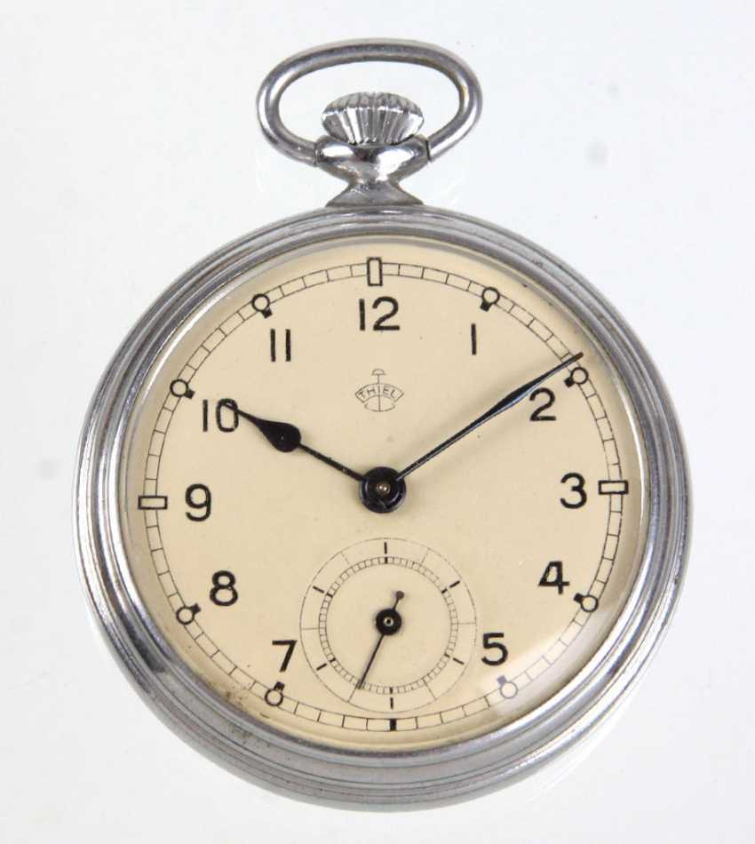 *Thiel* pocket watch with Walker engraving - photo 1