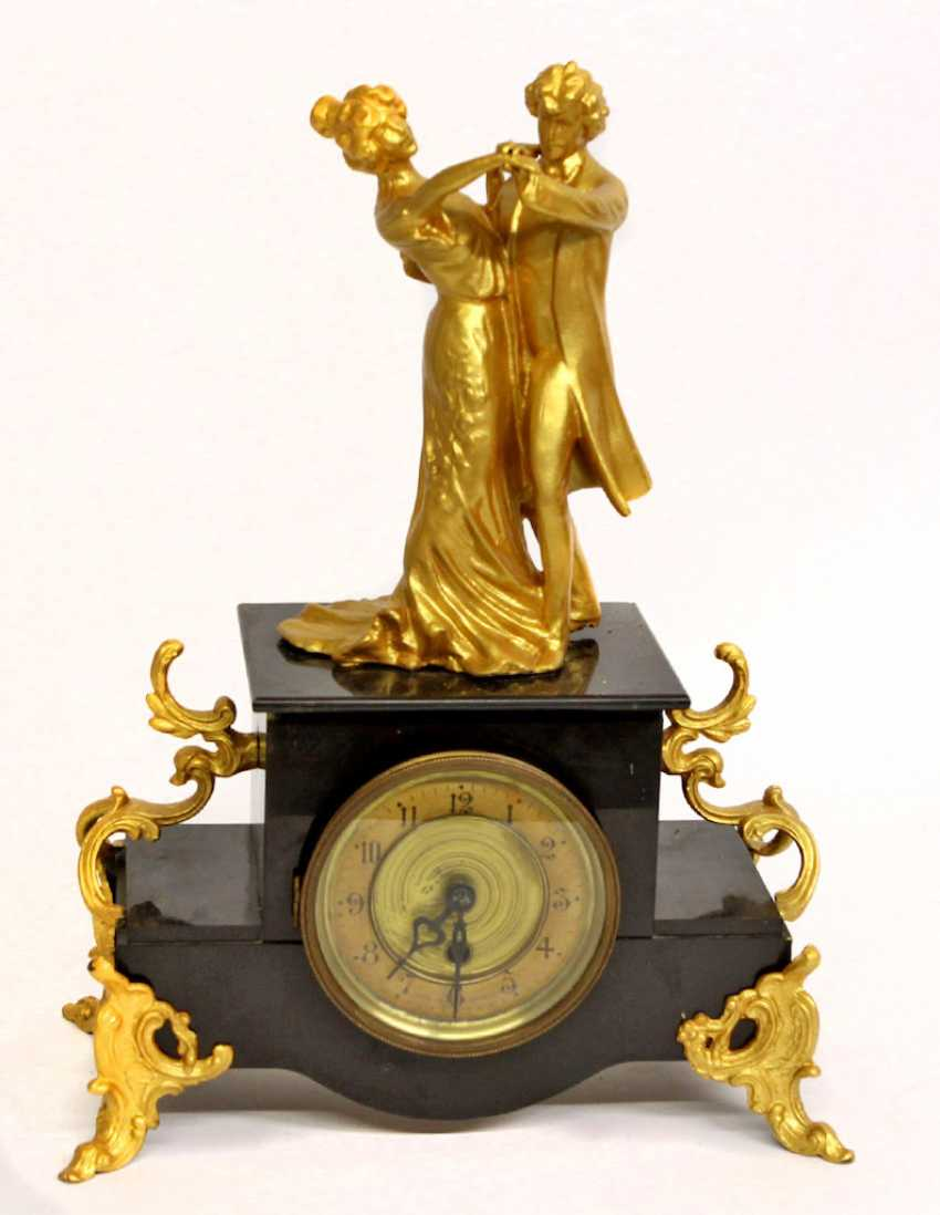 Mantel clock - photo 1