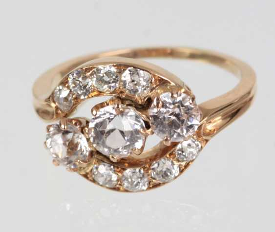 white sapphire Ring - RG 585 - photo 1