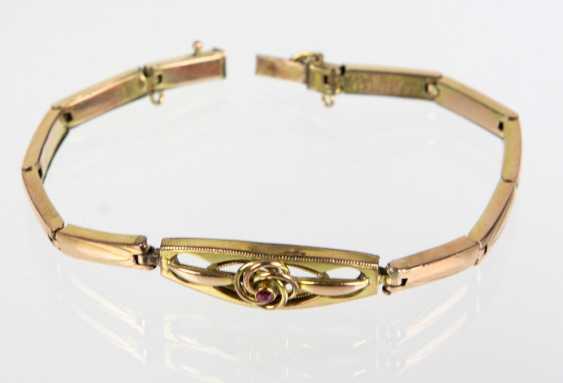 Art Nouveau bracelet, circa 1910 - photo 1