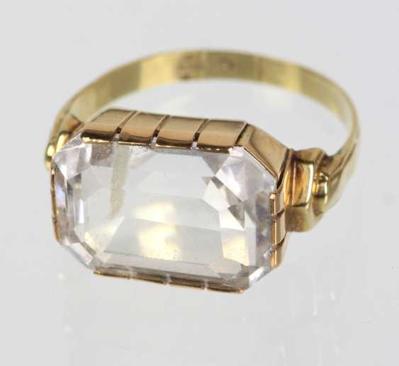 Topas Ring - Gelbgold 585 - photo 1