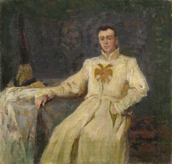 LEBEDEV, KLAVDY (1852-1916)