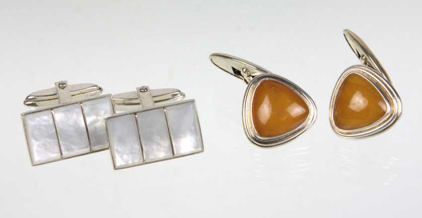 2 Pairs Of Cufflinks - photo 1