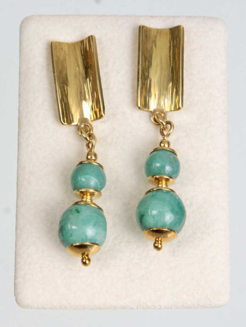 Emerald Earrings - photo 1