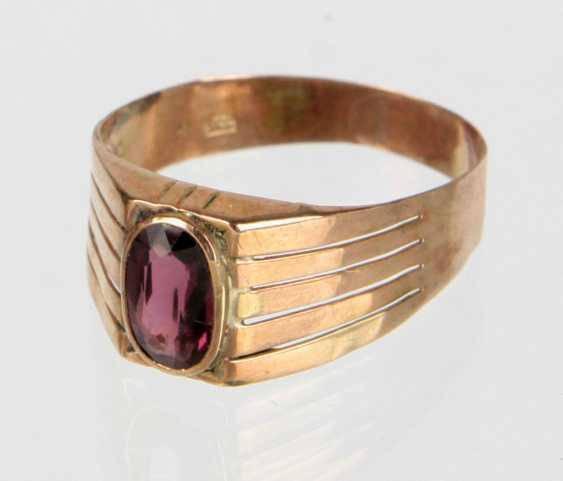 Granat Ring - RG 333 - photo 1