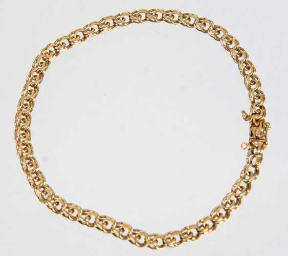 Garibaldi Armband - Gelbgold 585 - photo 1