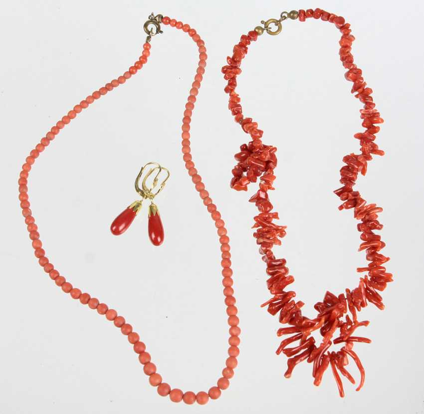 Items Coral Jewelry - photo 1