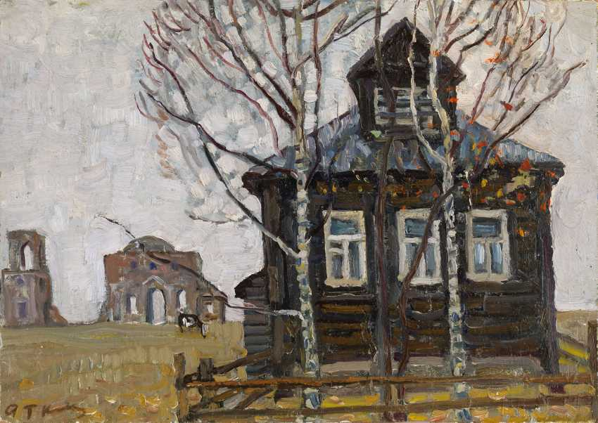 TKACHEV, ALEKSEI (b. 1925) - photo 1