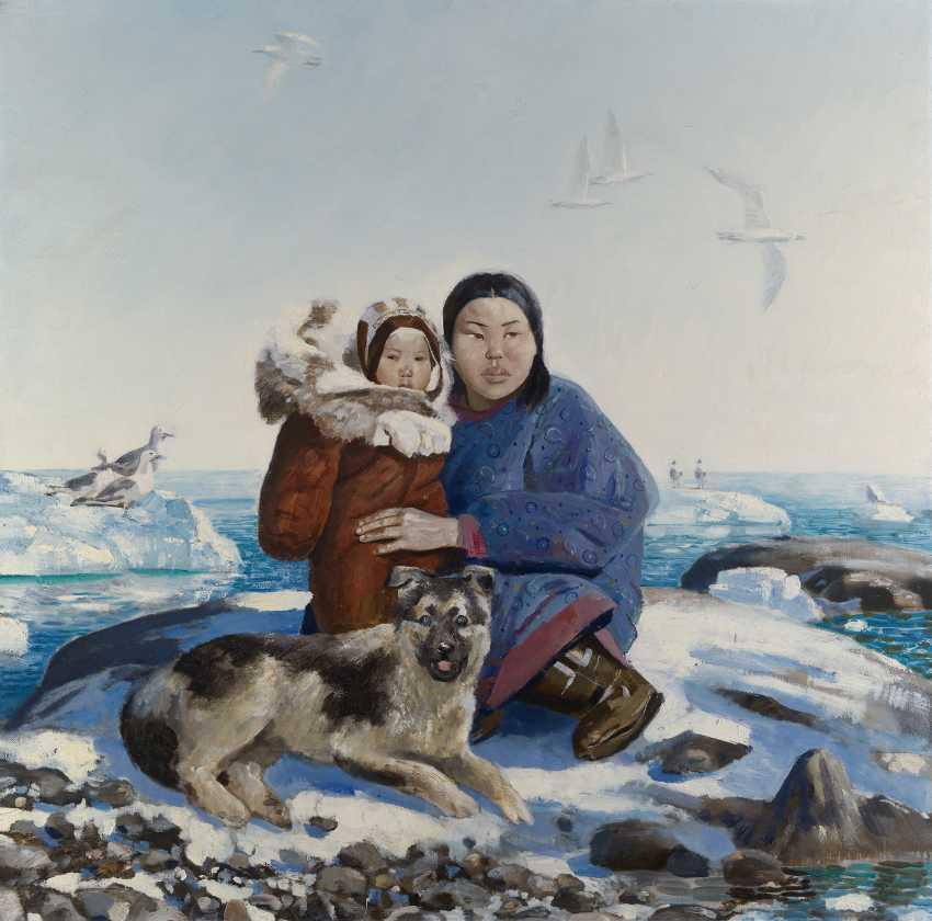 YAKOVLEV, ANDREI (B. 1934) - photo 1