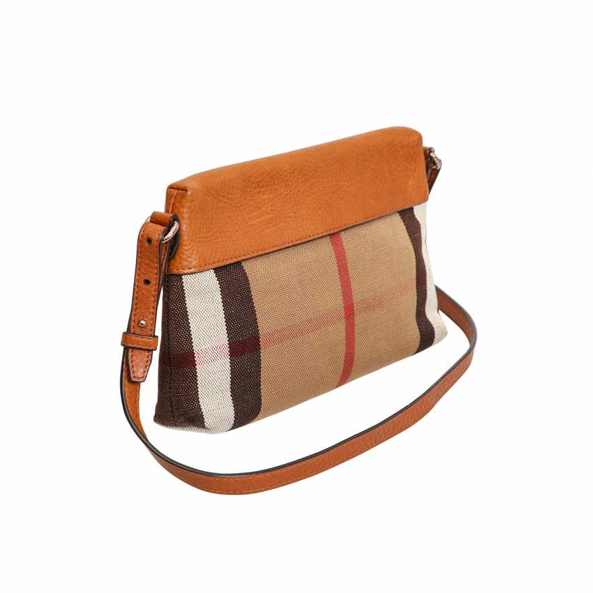 Lot 5. BURBERRY Crossbody Bag. from the catalog