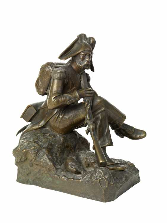 A Seated Grenadier - photo 1