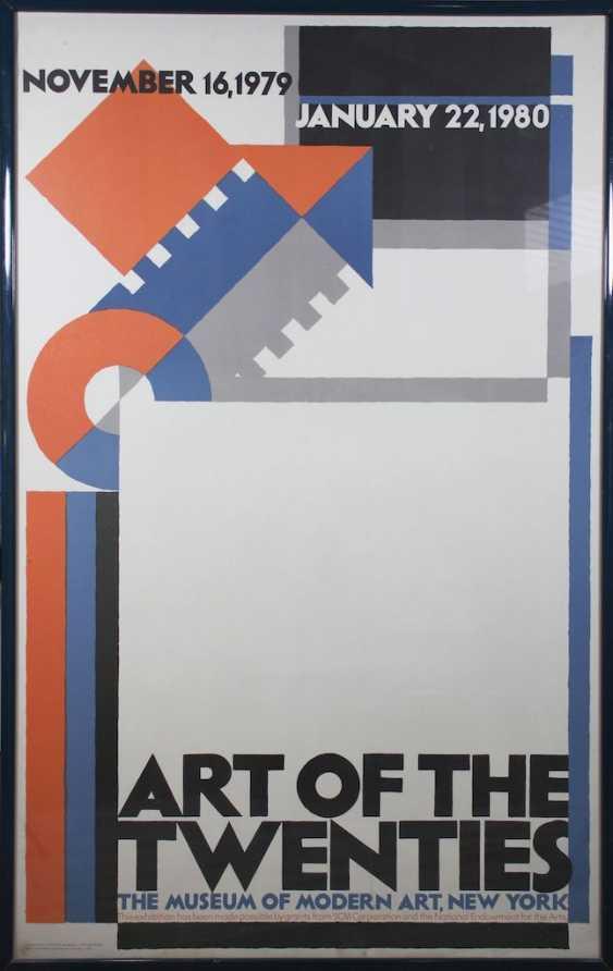 Exhibition poster - photo 1