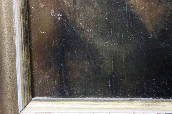 Portrait of a bearded man in a fur coat - photo 3