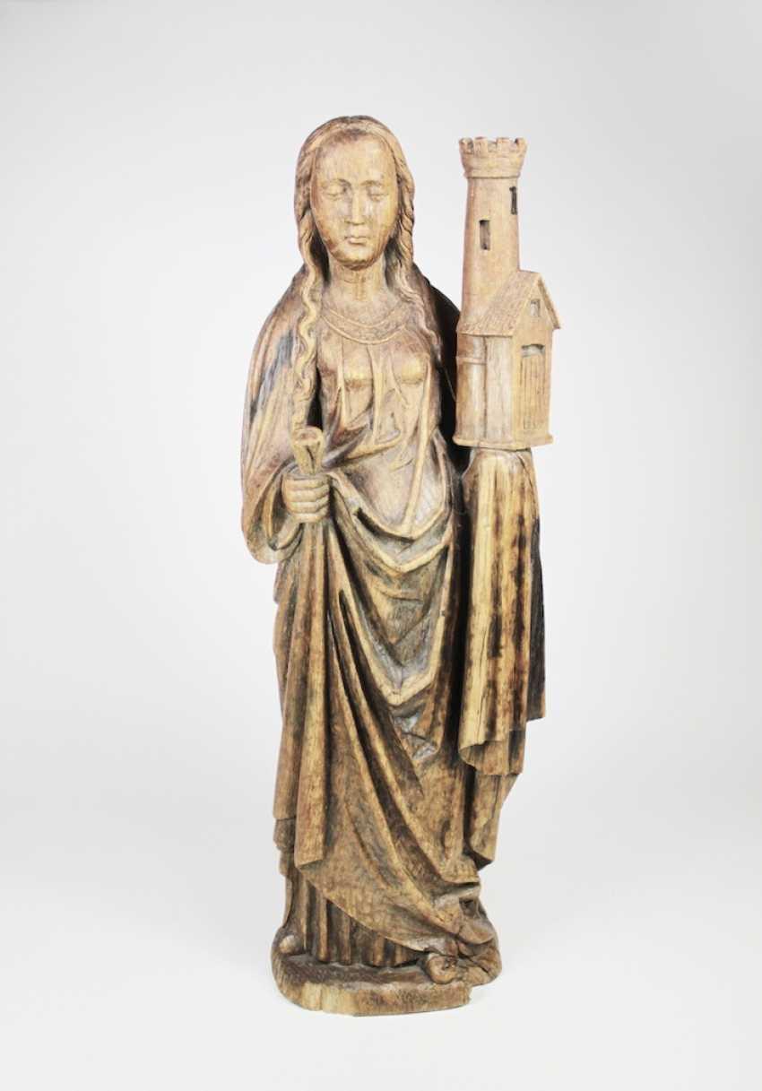 Saint Barbara - photo 1