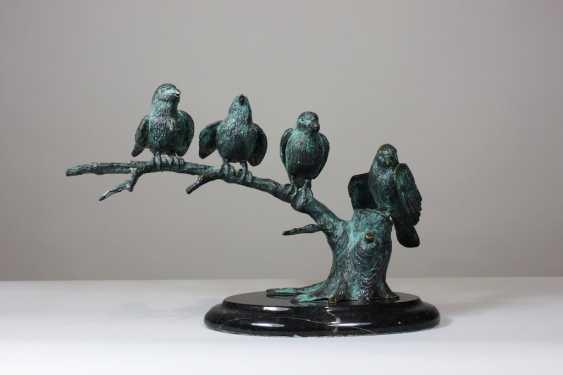 Birds on a Branch - photo 1