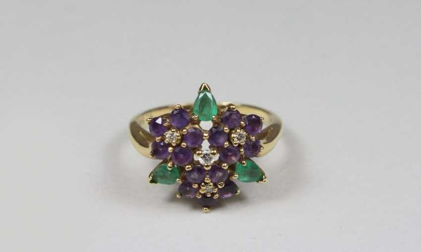 House of Faberge Ring - photo 1