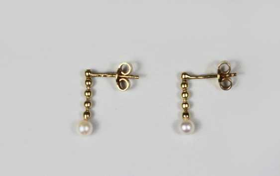 Pair Of Stud Earrings - photo 1