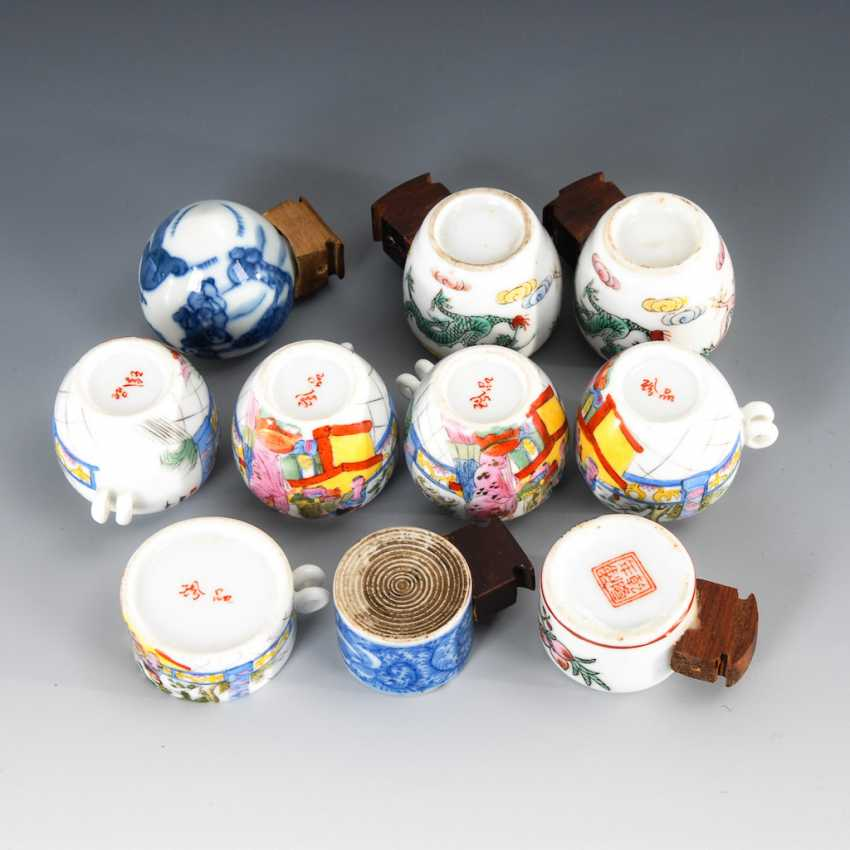 10 bird cups. - photo 3