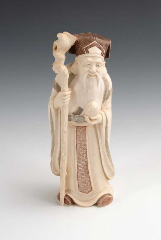One of the seven lucky gods. - photo 1