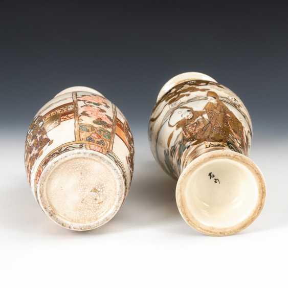 2 Satsuma-Vasen. - Foto 2