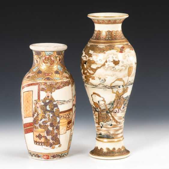 2 Satsuma-Vasen. - Foto 3