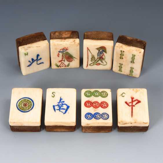 Mah Jong game in box. - photo 2