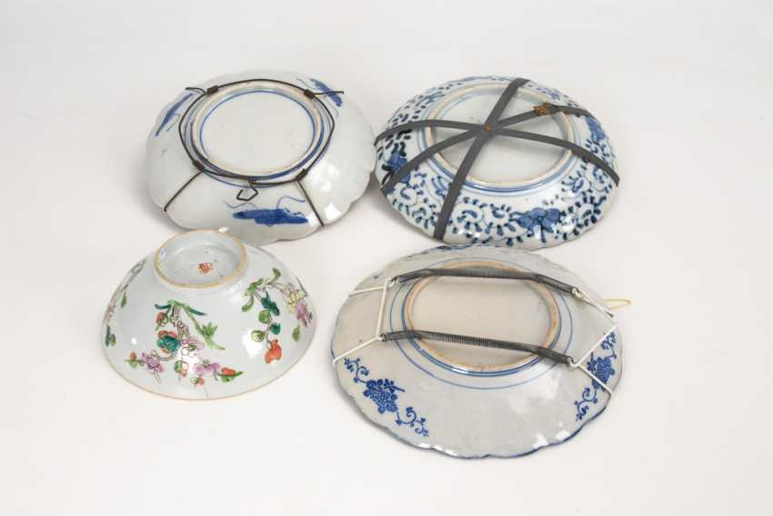 3 compartments plate and Kumme. - photo 2
