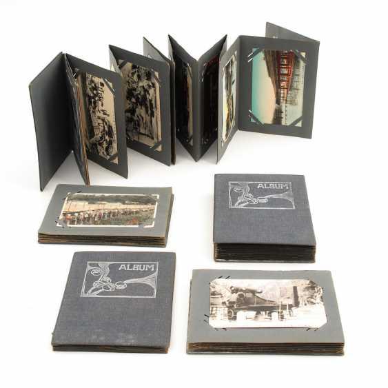 3x post card album. - photo 1