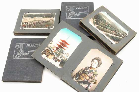 3x post card album. - photo 2
