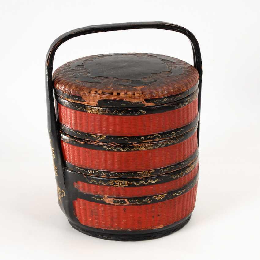 Asiatische Lunchbox. - photo 1