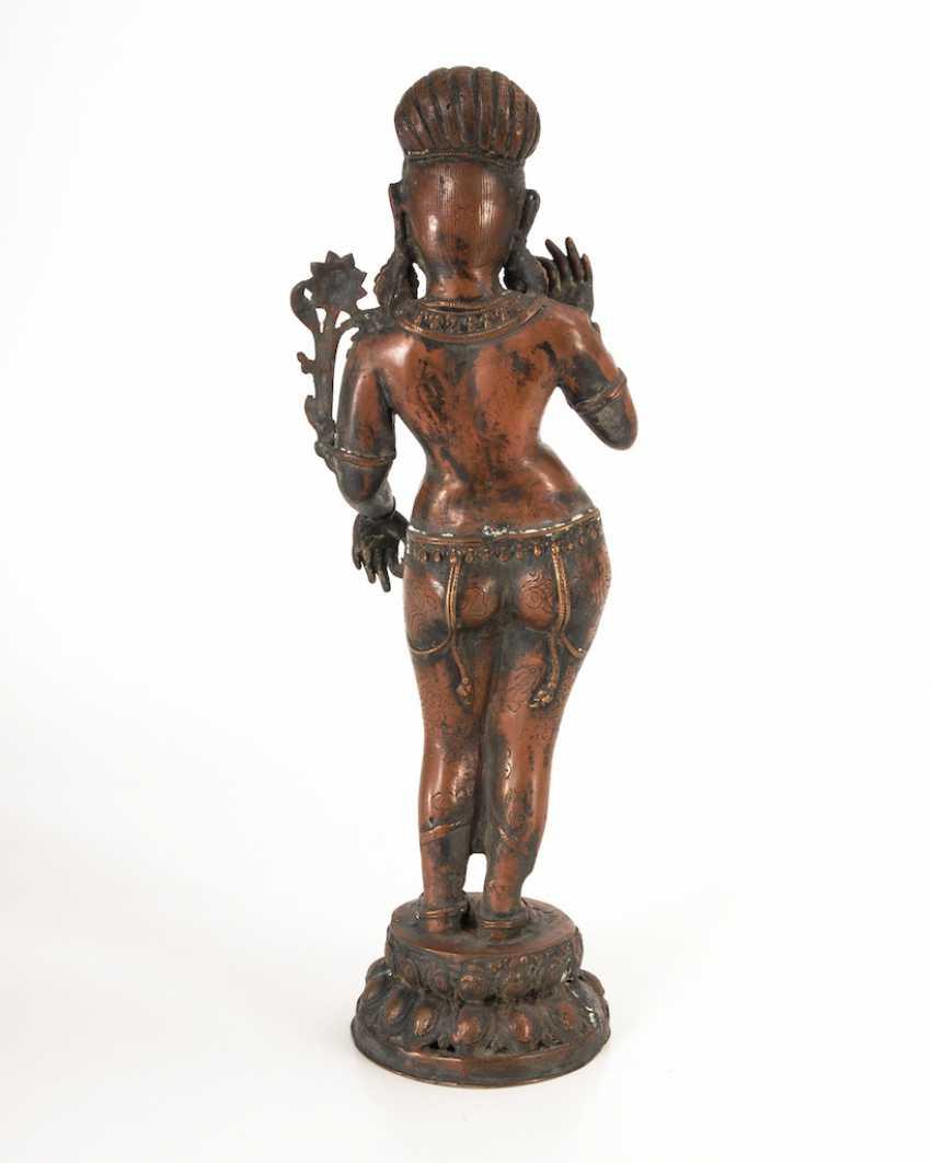 Indian Woman Figure. - photo 3