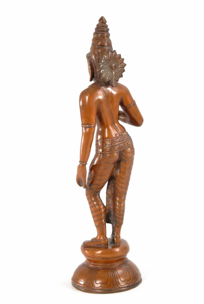Indian Bronze. - photo 3