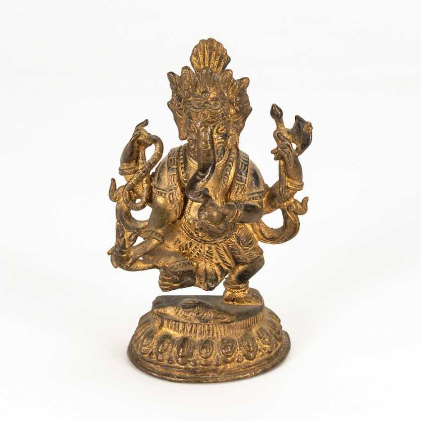 Dancing Ganesha. - photo 2