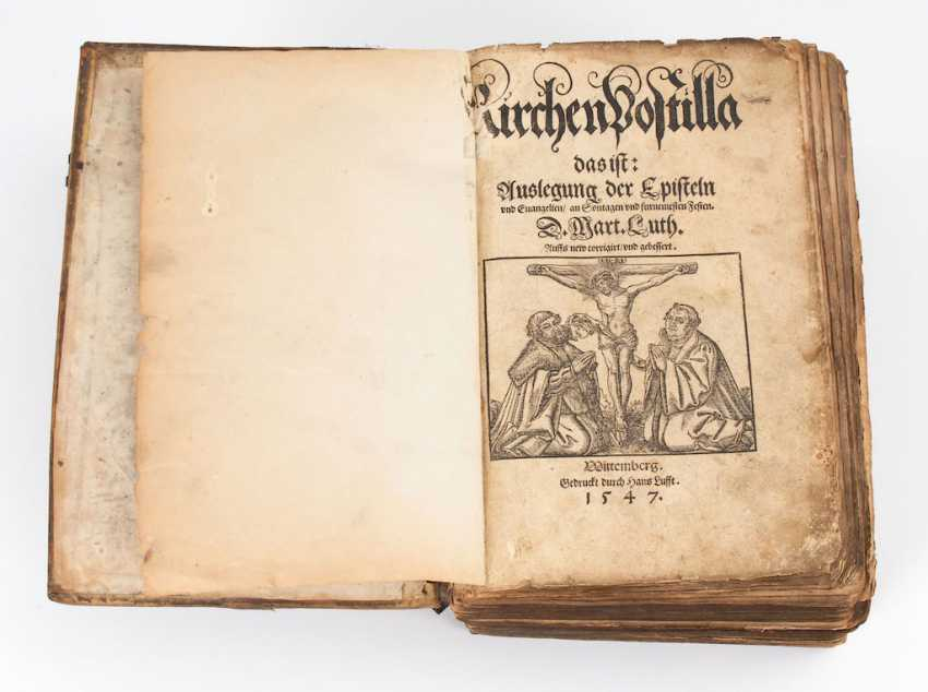 4 writings of Martin Luther, published - photo 1