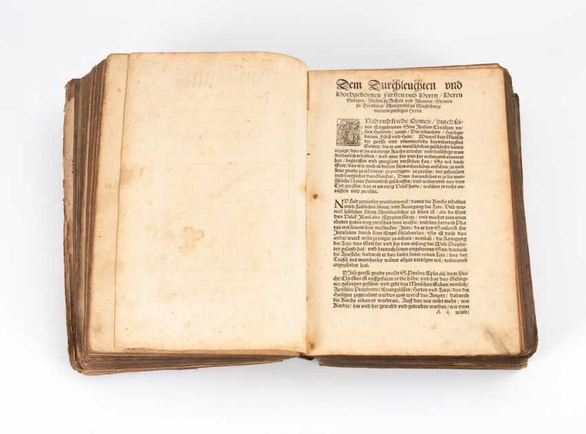 4 writings of Martin Luther, published - photo 2