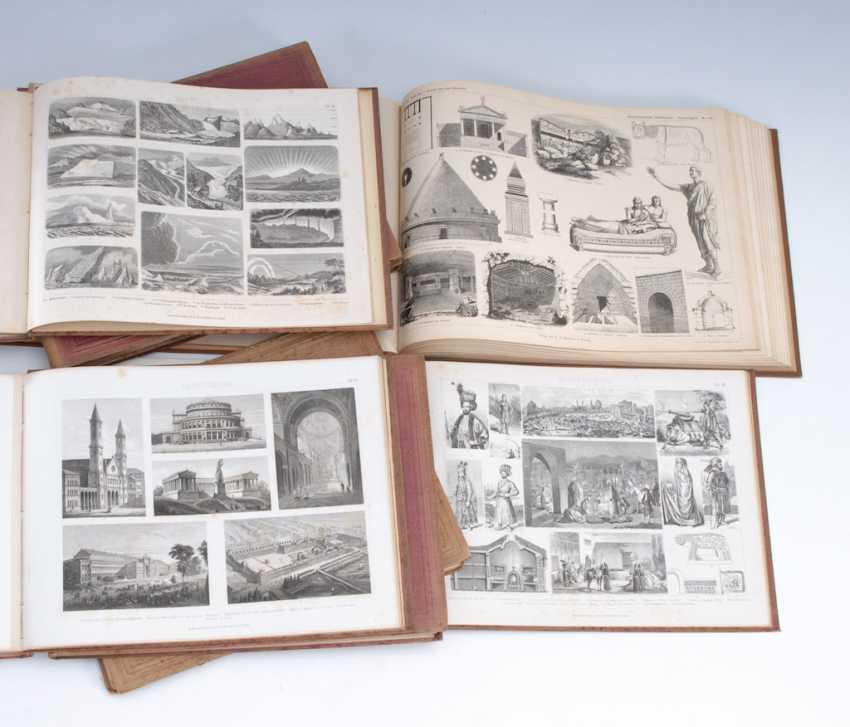 """7+1 """"Bilder Atlas - Ikonographische Enc - photo 1"""