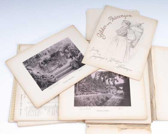 """""""Images de la Thuringe"""" - photo 1"""