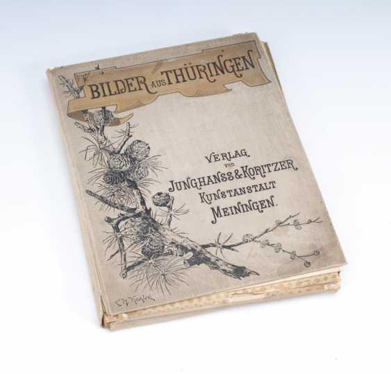 """""""Images de la Thuringe"""" - photo 2"""