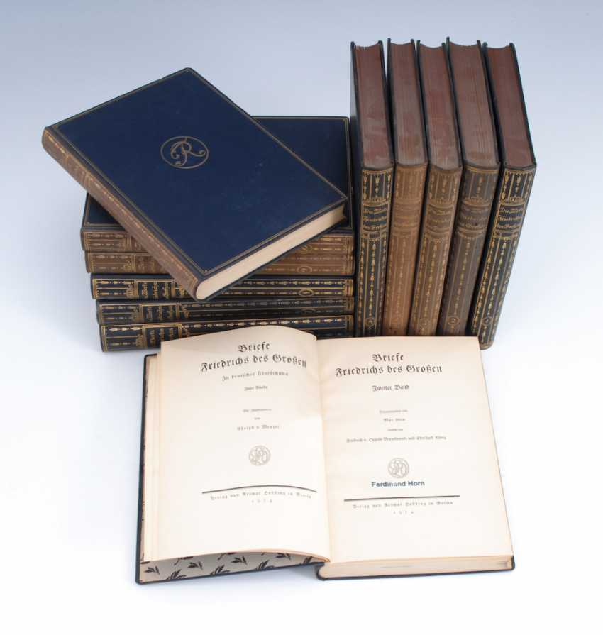 Frederick the Great: selected works and letters. - photo 1