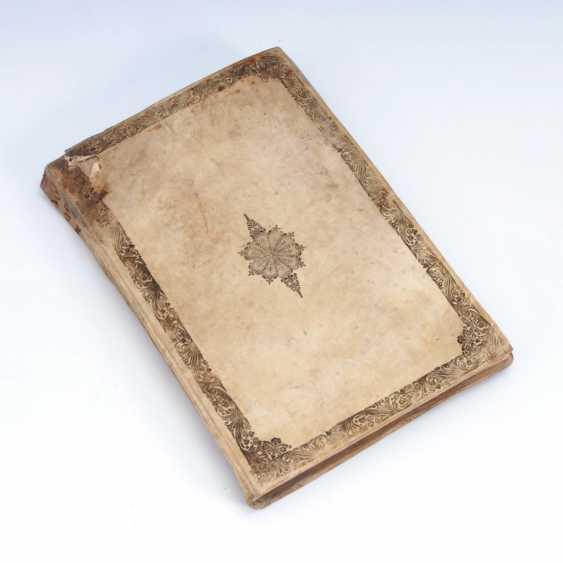 Haushaltsbuch Kaiser Leopold I. - photo 2