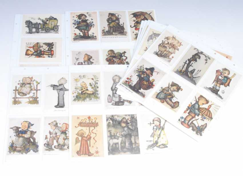 Hummel-view cards, approx 105 PCs. - photo 1