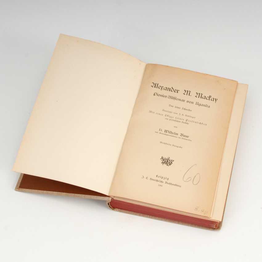 "Mackay, Alexander M.: ""Pionier-Missiona - Foto 1"